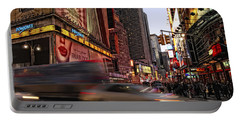New York City Rush Portable Battery Charger