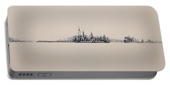 New York City Skyline 15x45 2013 Portable Battery Charger