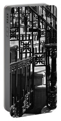 New York City Wrought Iron Portable Battery Charger