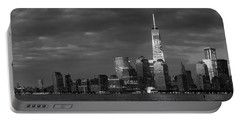 New York City Panoramic Skyline Portable Battery Charger
