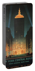 New York Park Avenue Portable Battery Charger