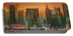 City Scene Portable Batteries Chargers