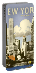 New York Travel Portable Battery Charger