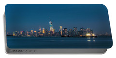 New York Twilight Portable Battery Charger