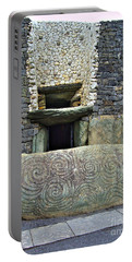 Newgrange Entrance Portable Battery Charger