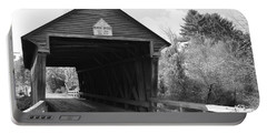 Nh Covered Bridge Portable Battery Charger