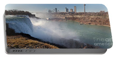 Niagara Falls Panorama Portable Battery Charger
