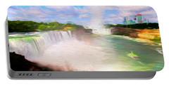 Niagara Falls View 2 Portable Battery Charger