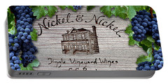 Nickel And Nickel Winery Portable Battery Charger