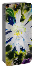 Night Bloomer Portable Battery Charger