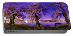 Night Blossoms 2014 Portable Battery Charger