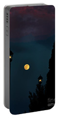 Night Lights Portable Battery Charger by Lydia Holly
