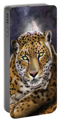 Fourth Of The Big Cat Series - Leopard Portable Battery Charger