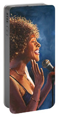 Nightclub Singer Portable Battery Charger