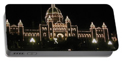 Nightly Parliament Buildings Portable Battery Charger