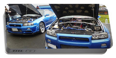 Nissan Skylines Portable Battery Charger