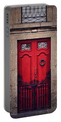 No. 24 - The Red Door Portable Battery Charger