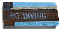 No Diving Portable Battery Charger