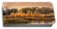 Tamarack Buck Portable Battery Charger by Patti Deters