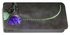Butterfly - Tailed Jay II Portable Battery Charger
