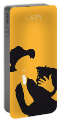 No034 My Pharrell Williams Minimal Music Poster Portable Battery Charger