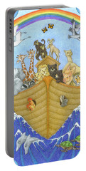 Noah's Ark Portable Battery Charger