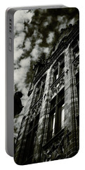 Noir Moment In Brugges Portable Battery Charger