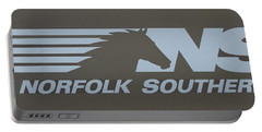 Norfolk Southern Railway Art Portable Battery Charger