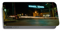 Normal Heights Neon Portable Battery Charger