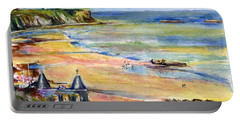 Normandy Beach Portable Battery Charger