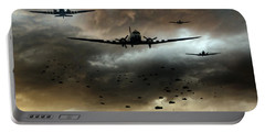 Normandy Invasion Portable Battery Charger