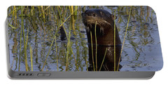 North American River Otter Portable Battery Charger