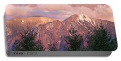 North Bend Washington Sunset 2 Portable Battery Charger