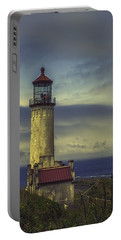 North Head Lighthouse Portable Battery Charger by Jean OKeeffe Macro Abundance Art