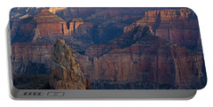 North Rim Sunset Portable Battery Charger