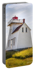 North Rustico Lighthouse Portable Battery Charger