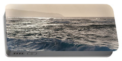 North Shore Waves Portable Battery Charger