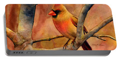 Northern Cardinal II Portable Battery Charger