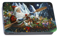 Northern Passage Portable Battery Charger by Lynn Bywaters