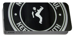 Northern Soul Dancer Inverted Portable Battery Charger