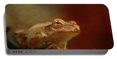 Northern Spring Peeper Portable Battery Charger