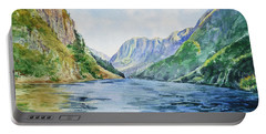Norway Fjord Portable Battery Charger