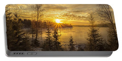 Norway Hedmark Portable Battery Charger by Rose-Maries Pictures