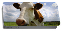 Nosy Cow Portable Battery Charger