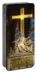 Notre Dame Pieta Portable Battery Charger