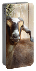 Nubian Goat Portable Battery Charger