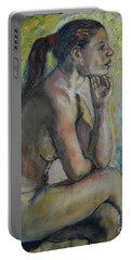 Nude Eva 2 Portable Battery Charger