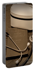 Nurse - The Care Giver Portable Battery Charger