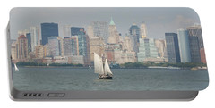 Ny City Skyline Portable Battery Charger