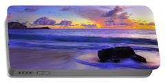 Oahu Sunrise Portable Battery Charger
